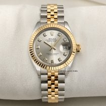 Rolex 279173 Gold/Steel Lady-Datejust 28mm pre-owned United Kingdom, London