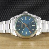 Rolex Milgauss Stahl 40mm Blau Deutschland, Prüm