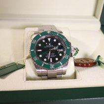 Rolex Submariner Date Steel 40mm Green No numerals United Kingdom, Hertfordshire