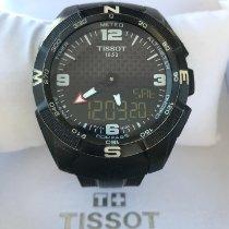 Tissot T-Touch Expert Solar Titan 45mm Schwarz Keine Ziffern Schweiz, Belmont-lausanne