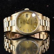 Rolex Day-Date 36 Gelbgold 36mm Gold Keine Ziffern Deutschland, Hamburg