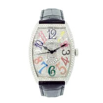 Franck Muller Color Dreams 31mm United States of America, New York, New York