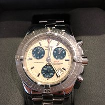 Breitling Colt Chronograph Steel 41mm Silver No numerals United States of America, Delaware, Rockland