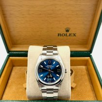 Rolex Steel 2004 Air King 34mm pre-owned United States of America, California, San Diego