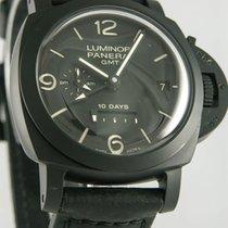 Panerai Luminor 1950 10 Days GMT Keramik 44mm Schwarz Deutschland, Heilbronn