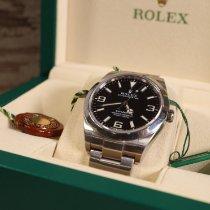 Rolex Explorer Steel 39mm Black Arabic numerals United Kingdom, Hertfordshire