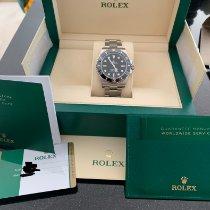Rolex Submariner (No Date) новые 2020 Автоподзавод Часы с оригинальными документами и коробкой 124060