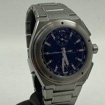 IWC Ingenieur AMG Steel 42mm Black No numerals