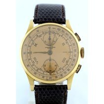Chronographe Suisse Cie Oro amarillo 35mm Cronógrafo usados