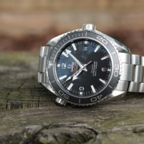 Omega Seamaster Planet Ocean Steel 45.5mm United States of America, New Jersey, Garfield