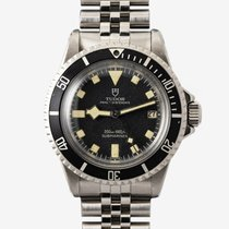 Tudor Submariner Steel 40mm Black United States of America, New Jersey, Garwood