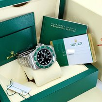 勞力士 Submariner Date 116610LV 新的