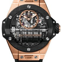 Hublot MP Collection Rose gold 45mm Transparent United States of America, Florida, Sunny Isles Beach