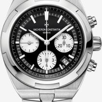 Vacheron Constantin Overseas Chronograph Steel 42.5mm Black United States of America, Florida, Sunny Isles Beach