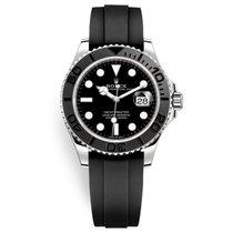 Rolex Yacht-Master 42 nuevo Automático Reloj con estuche y documentos originales Rolex Yacht-Master 226659 42mm Mens Watch