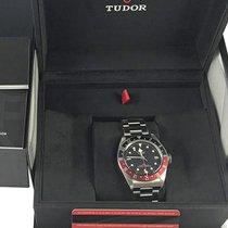 Tudor Black Bay GMT Ατσάλι 41mm Μαύρο Xωρίς ψηφία Ελλάδα, iraklio