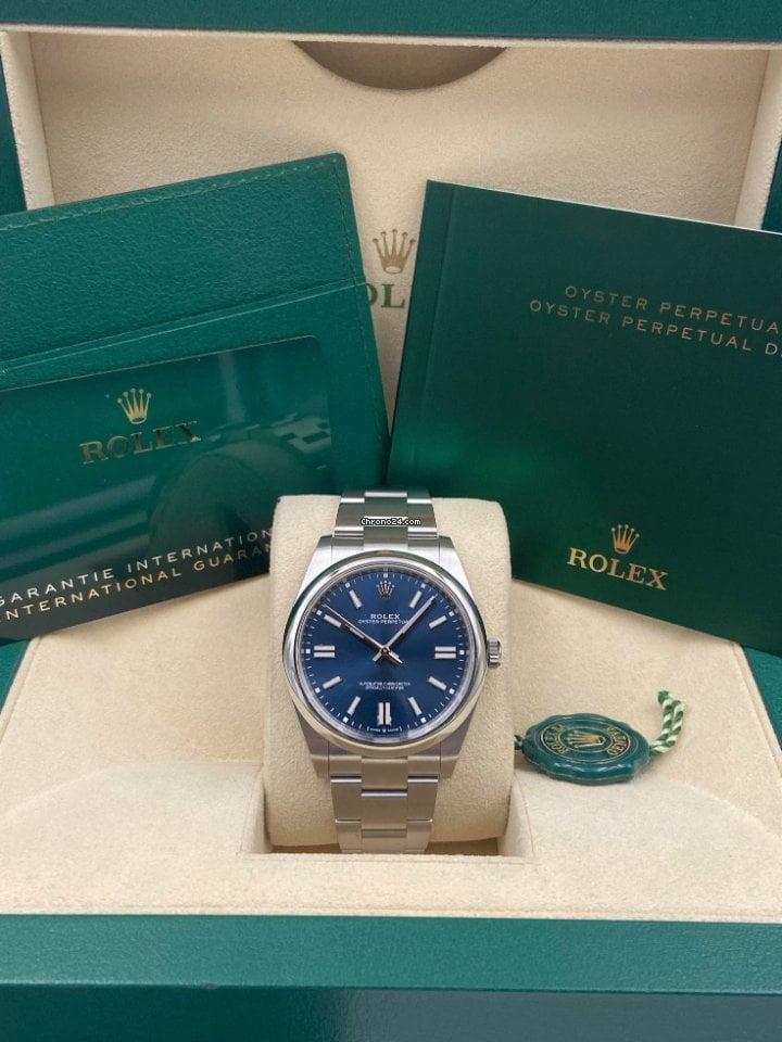 Rolex Oyster Perpetual 124300 2020 nuevo