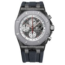 Audemars Piguet Royal Oak Offshore Chronograph Carbon 42mm Grey United States of America, New York, New York
