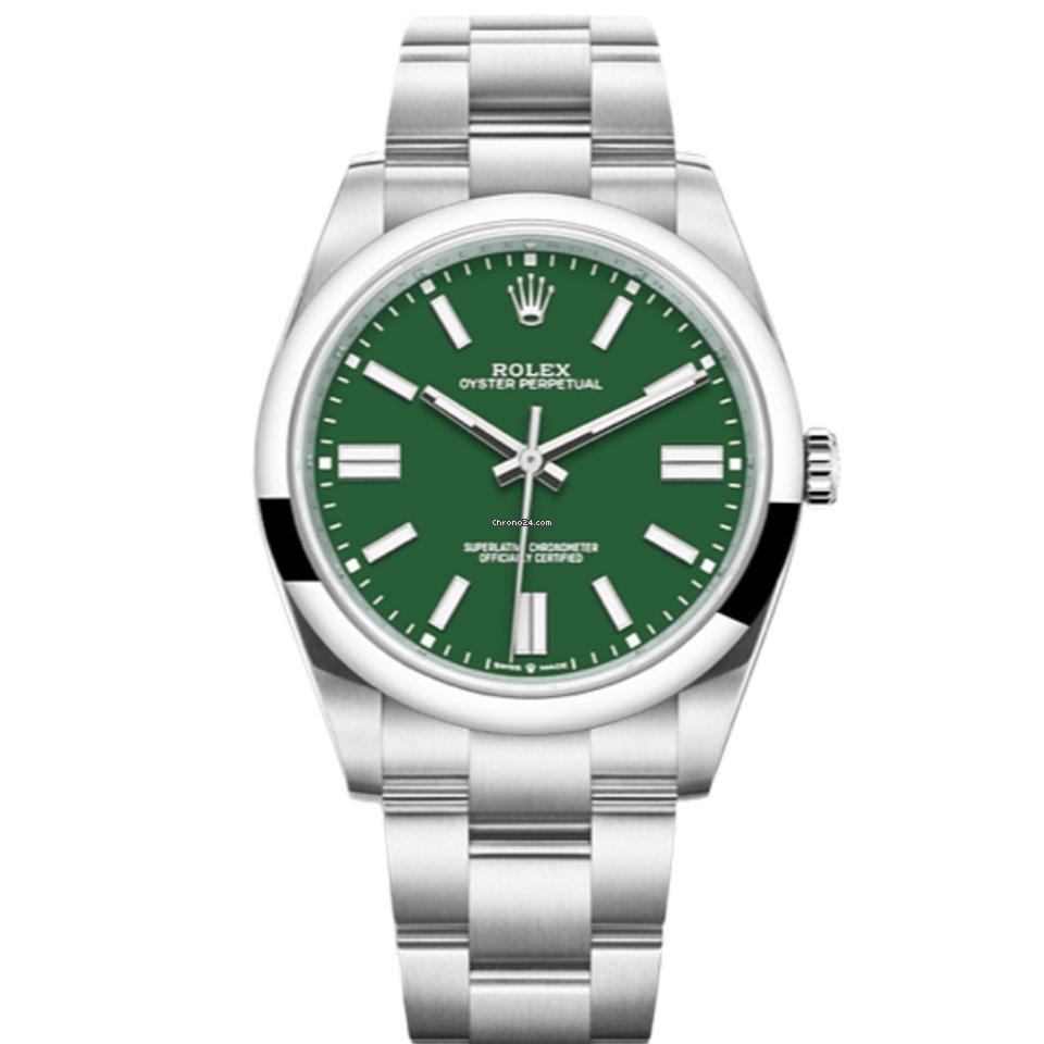 Rolex Oyster Perpetual 124300 nuevo
