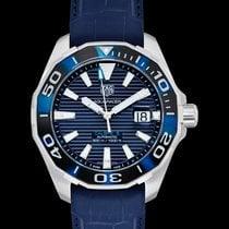 TAG Heuer Aquaracer 300M Steel 43mm Blue United States of America, California, Burlingame