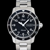 Sinn 104 Steel 41mm Black United States of America, California, Burlingame