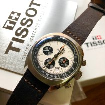 Tissot Heritage new 2019 Automatic Chronograph Watch with original box and original papers T124.427.16.031.00
