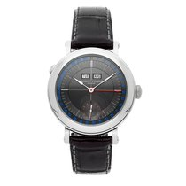 Laurent Ferrier Acero 40mm Cuerda manual LCF025.AC.A2W.2 usados