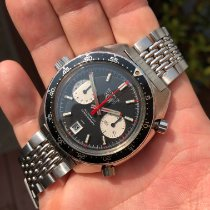 Heuer Steel 42mm Automatic 1163 V pre-owned United States of America, California, Calabasas