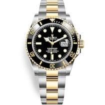 Rolex Submariner Date nuevo Automático Reloj con estuche y documentos originales 126613LN
