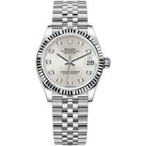 Rolex Lady-Datejust 278274 Nuevo Acero 31mm Automático