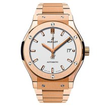 Hublot Rose gold 45mm Automatic 510.OX.2610.OX new