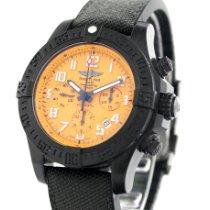 Breitling Avenger Hurricane новые 2021 Автоподзавод Хронограф Часы с оригинальными документами и коробкой XB0180E4/I534