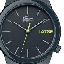 Lacoste Plastic 41mm Quartz 2010958 new