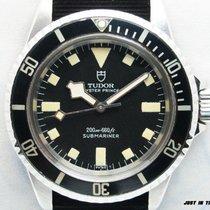 Tudor 7016/0 Staal 1974 Submariner 40mm tweedehands