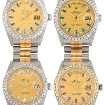 Rolex Day-Date 36 White gold 36mm Gold