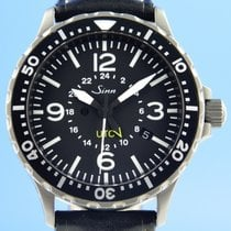 Sinn 856 / 857 Steel 43mm Black