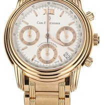 Carl F. Bucherer Rose gold 38mm Automatic 10211.03 pre-owned United States of America, Illinois, BUFFALO GROVE