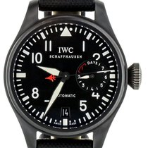 IWC Big Pilot Top Gun IW501901 pre-owned