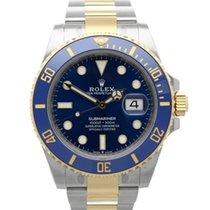 Rolex 126613LB Gold/Stahl 2020 Submariner Date 41mm neu Deutschland, Bamberg
