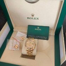 Rolex Day-Date 36 Yellow gold 36mm Gold No numerals United Kingdom, Chislehurst