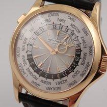 Patek Philippe World Time Roségold 39.5mm Silber Deutschland, München