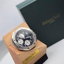 Audemars Piguet Royal Oak Offshore Chronograph Stahl 65mm Blau