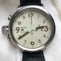 U-Boat Steel 45mm Automatic Flightdeck pre-owned South Africa, GREEN POINT