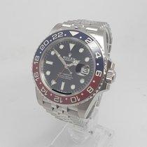 Rolex GMT-Master II 126710BLRO 2020 новые