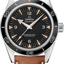 Omega Seamaster 300 Steel 41mm Black Australia