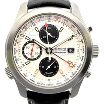 Bremont ALT1-WT World Timer Steel 43mm White No numerals