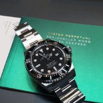 Rolex Sea-Dweller 4000 116600 2017 neu