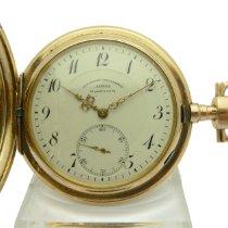 Alpina Часы подержанные 1900 Желтое золото Механические Только часы