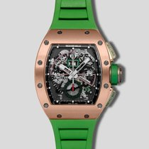 Richard Mille RM 011 RM 11-01 Very good Rose gold 50mm Automatic