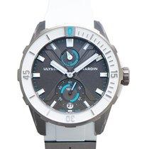 雅典 Marine 全新 2021 自动上弦 带有原装包装盒和原始证书的手表 1183-170LE-3/90-ANT